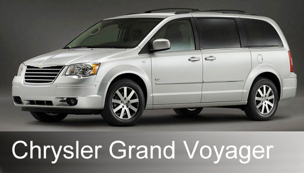 Запчасти Chrysler Grand Voyager | Запчасти Крайслер Гранд Вояджер